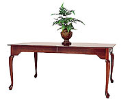 rectangular cherry dining table